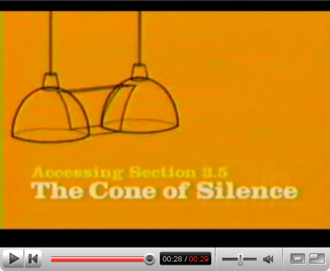 Coneofsilence
